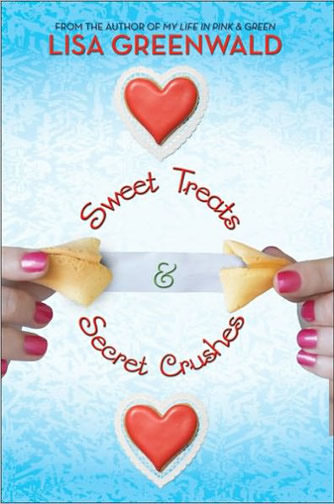 Sweet Treats & Secret Crushes by author Lisa Greenwald